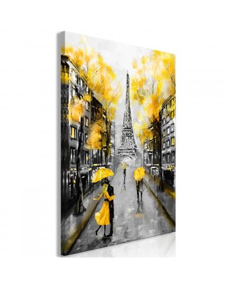 Slika Autumn in Paris (1 Part) Vertical