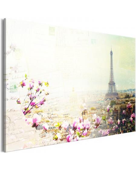 Slika Postcards from Paris (1 Part) Wide