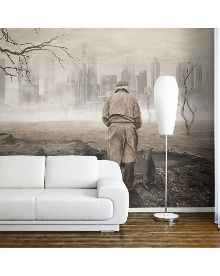 Stenska poslikava - Ghost's city
