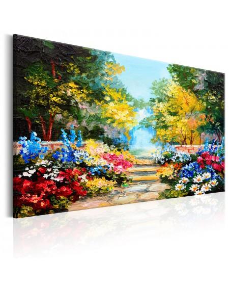 Slika The Flowers Alley