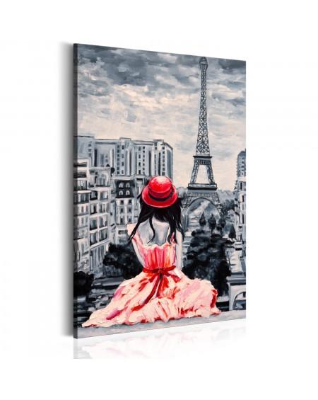 Slika Romantic Paris