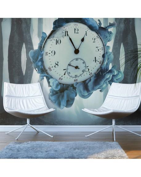 Stenska poslikava Surrealism of time