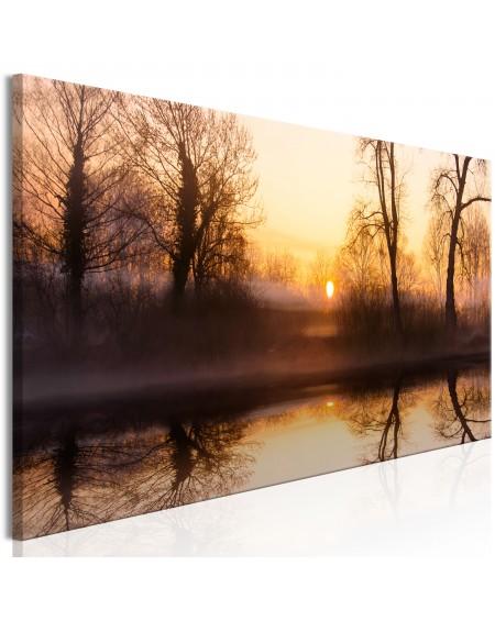 Slika Winter Sunset (1 Part) Narrow