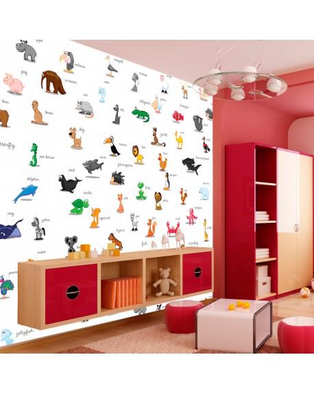 Stenska poslikava animals (for children)