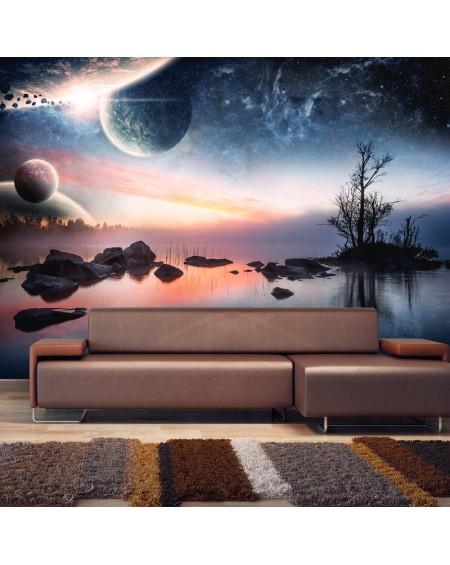 Stenska poslikava - Cosmic landscape