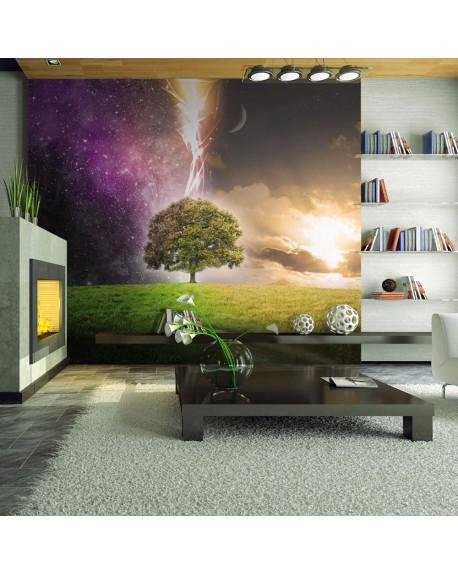 Stenska poslikava Magic tree