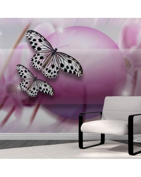 Stenska poslikava - Fly, Butterfly!