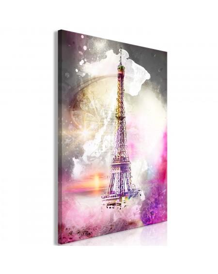 Slika Fairytale Paris (1 Part) Vertical