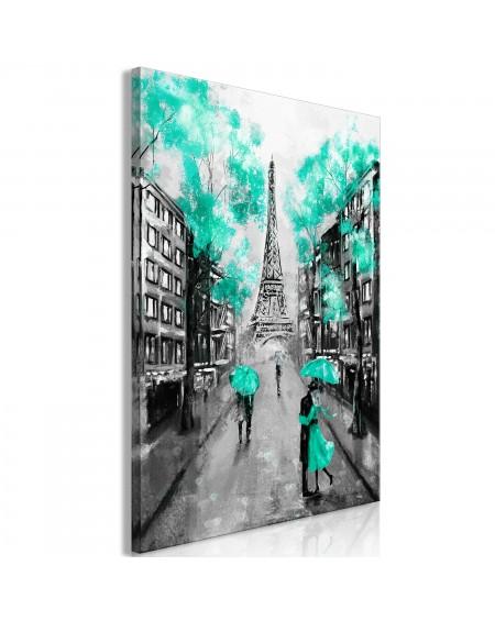 Slika Paris RendezVous (1 Part) Vertical Green