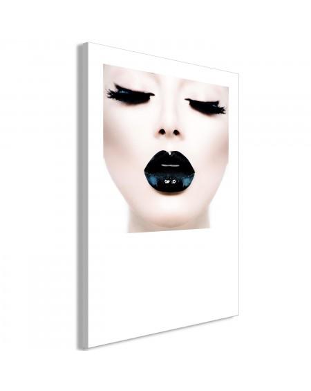 Slika Black Lips (1 Part) Vertical