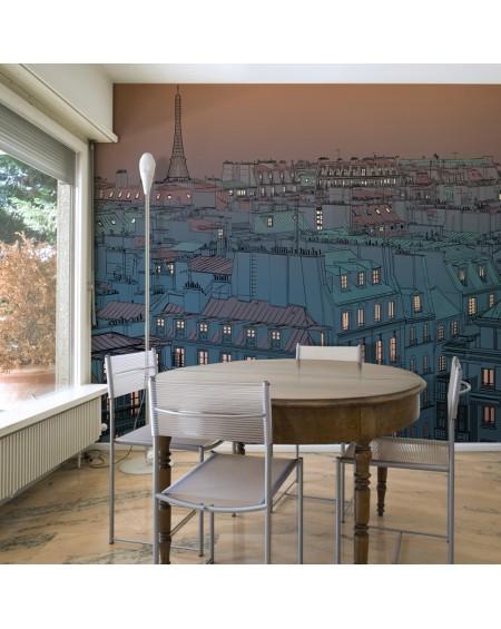 Stenska poslikava - Good evening Paris!