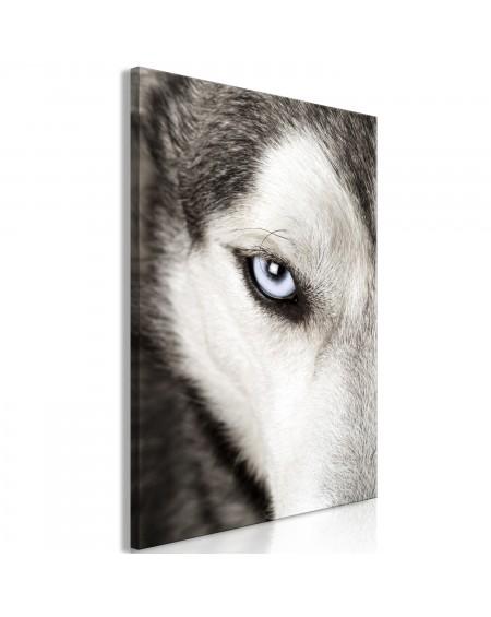 Slika Dogs Look (1 Part) Vertical