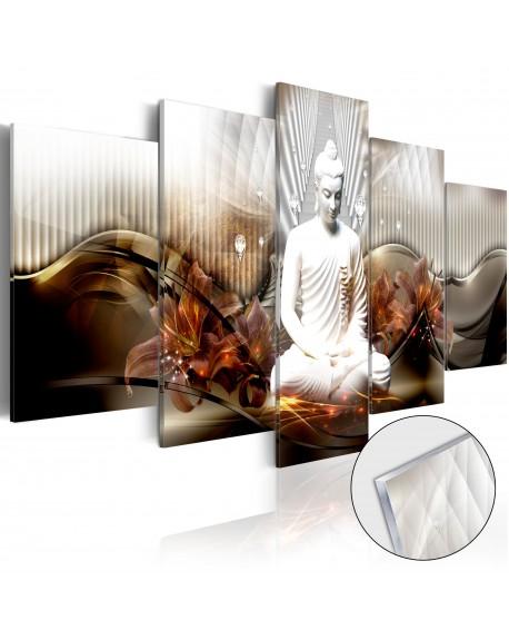 Akrilni tisk Crystal Calm [Glass]