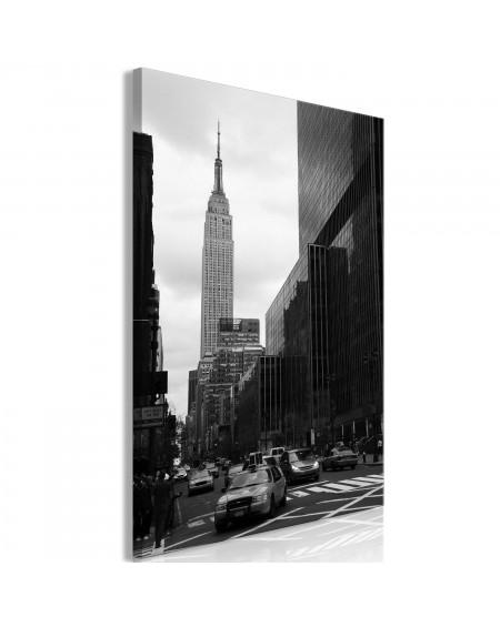 Slika Street in New York (1 Part) Vertical