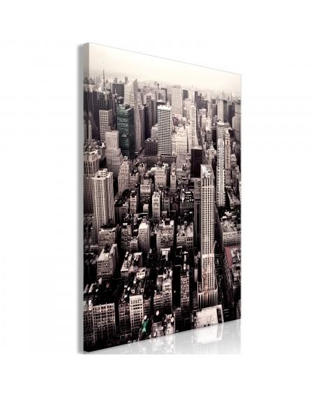 Slika Manhattan In Sepia (1 Part) Vertical