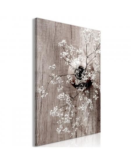 Slika Dried Flowers (1 Part) Vertical