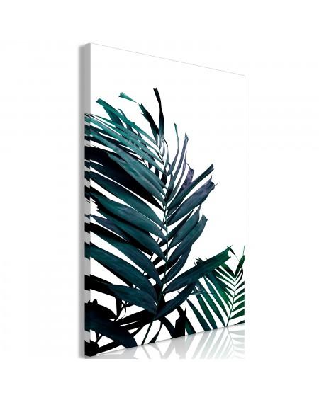 Slika Emerald Leaves (1 Part) Wide