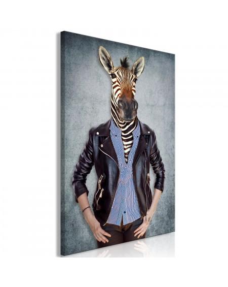 Slika Zebra Ewa (1 Part) Vertical