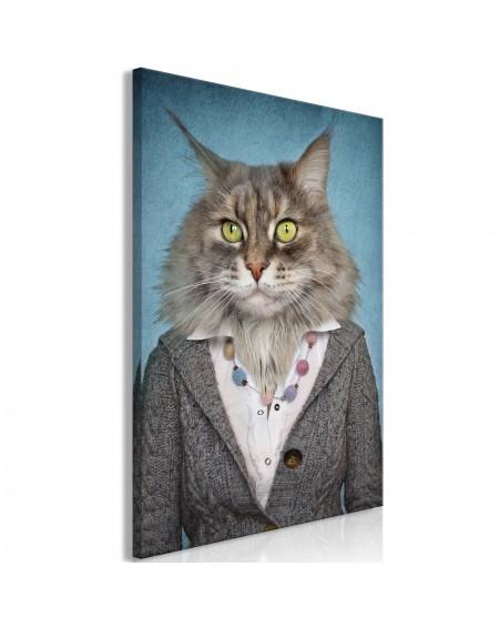 Slika Mrs. Cat (1 Part) Vertical