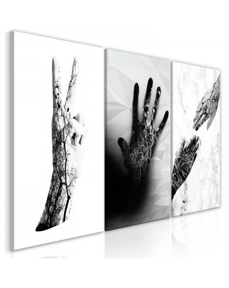 Slika Female Hands (3 Parts)