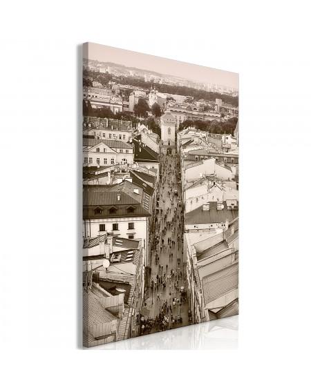 Slika Cracow Florianska Street (1 Part) Vertical