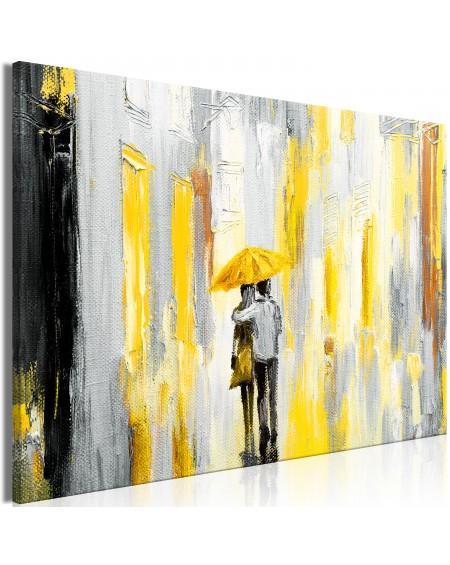 Slika Umbrella in Love (1 Part) Wide Yellow
