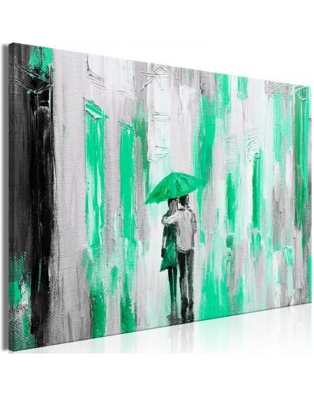 Slika Umbrella in Love (1 Part) Wide Green