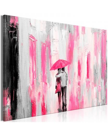 Slika Umbrella in Love (1 Part) Wide Pink