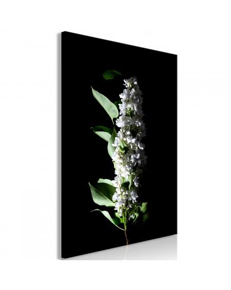Slika White Lilacs (1 Part) Vertical