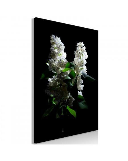 Slika Lilacs at Night (1 Part) Vertical