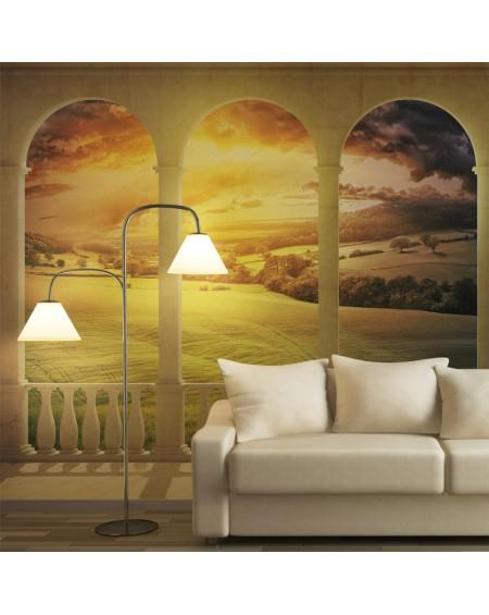 Stenska poslikava - Dream about magical fields