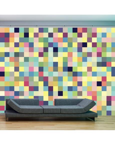 Stenska poslikava Millions of colors