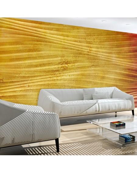 XXL stenska poslikava - Solar Wave