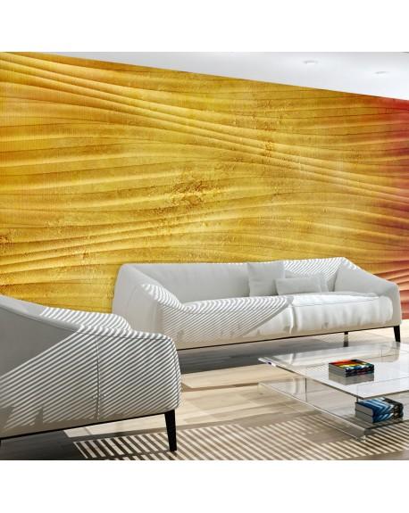 XXL stenska poslikava Solar Wave
