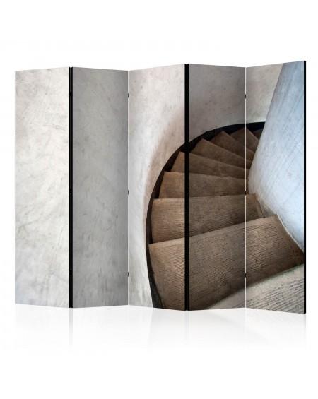 Španska stena Spiral stairs II [Room Dividers]
