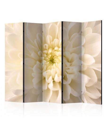 Španska stena White dahlia II [Room Dividers]