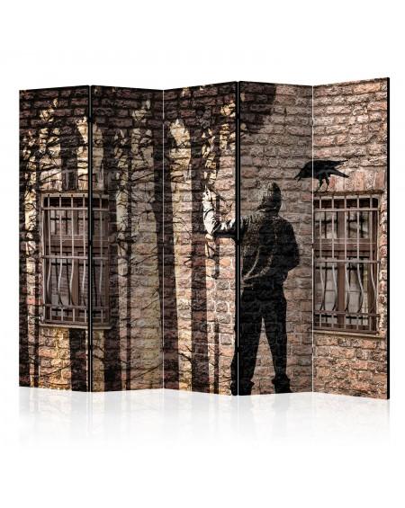 Španska stena Urban jungle II [Room Dividers]