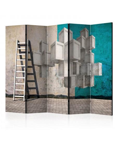 Španska stena Concrete blocks II [Room Dividers]