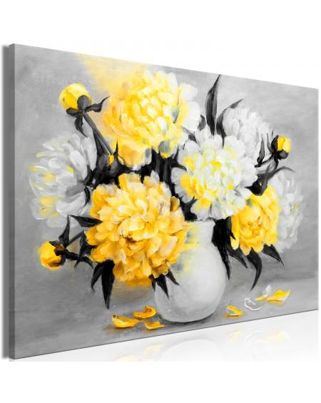 Slika Fragrant Colours (1 Part) Wide Yellow
