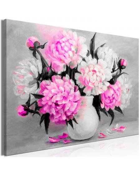 Slika Fragrant Colours (1 Part) Wide Pink