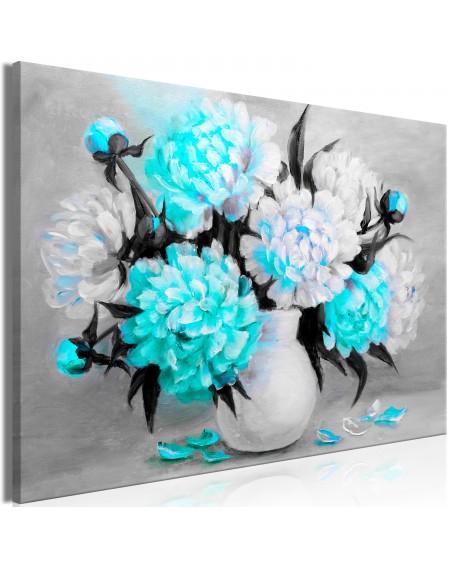 Slika Fragrant Colours (1 Part) Wide Blue