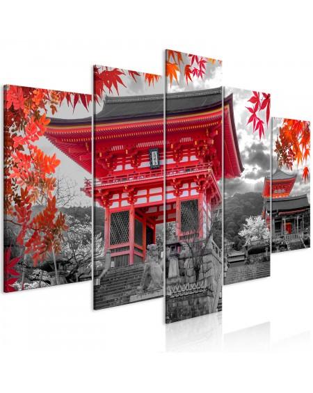 Slika Kyoto, Japan (5 Parts) Wide