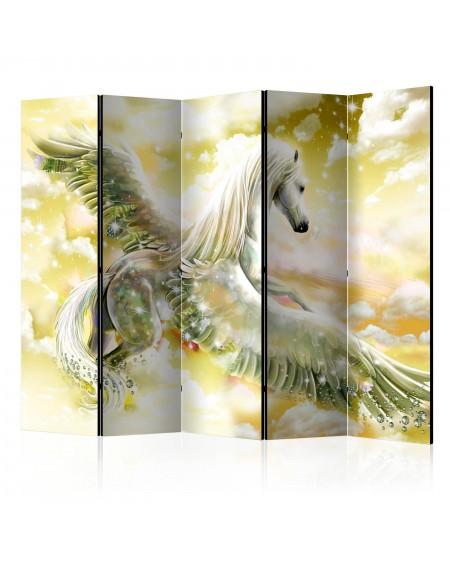 Španska stena Pegasus (Yellow) II [Room Dividers]