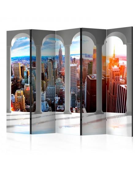 Španska stena Pillars and New York II [Room Dividers]