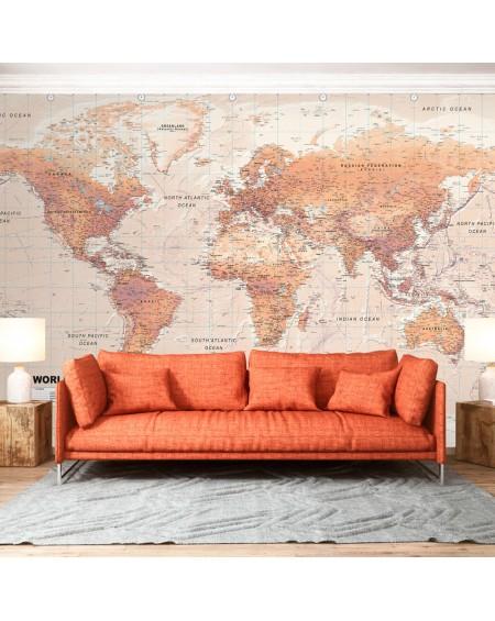 Samolepilna fototapeta Orange World