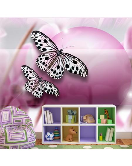 Stenska poslikava Fly, Butterfly!