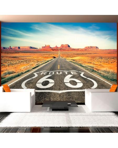 Stenska poslikava Route 66