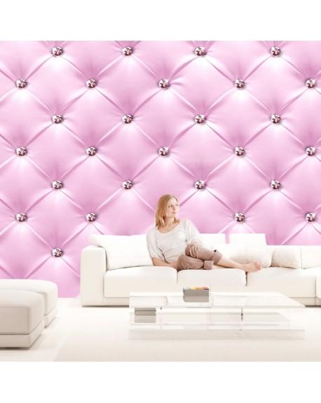 XXL stenska poslikava Pink Elegance