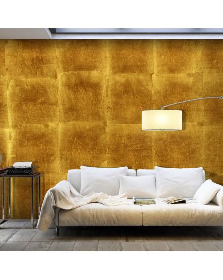 XXL stenska poslikava - Golden Cage