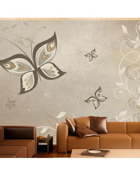 Stenska poslikava Butterfly wings